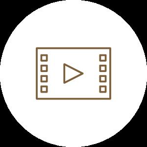 ビデオのアイコン