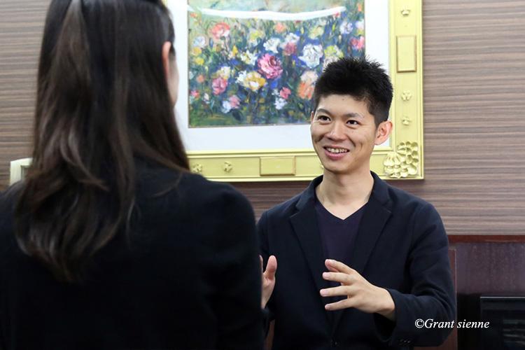 小林孝徳社長の写真